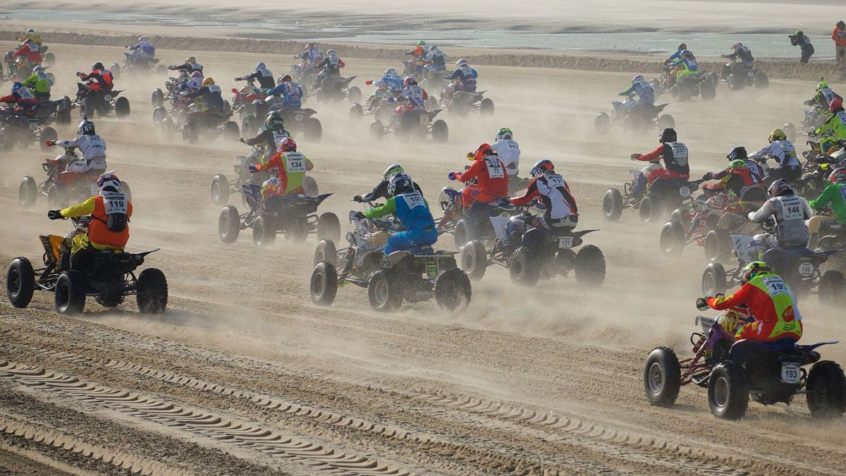DIRECT VIDEO. Enduropale du Touquet : suivez le Quaduro 2019