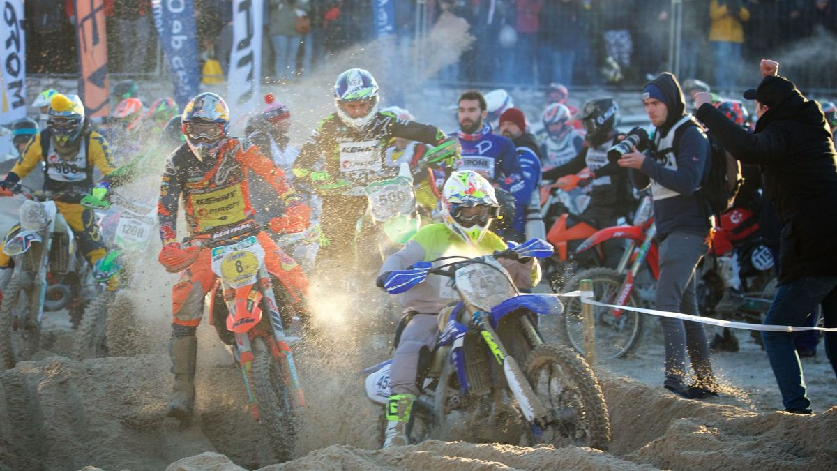 VIDEO. Revoir l'Enduropale du Touquet 2019