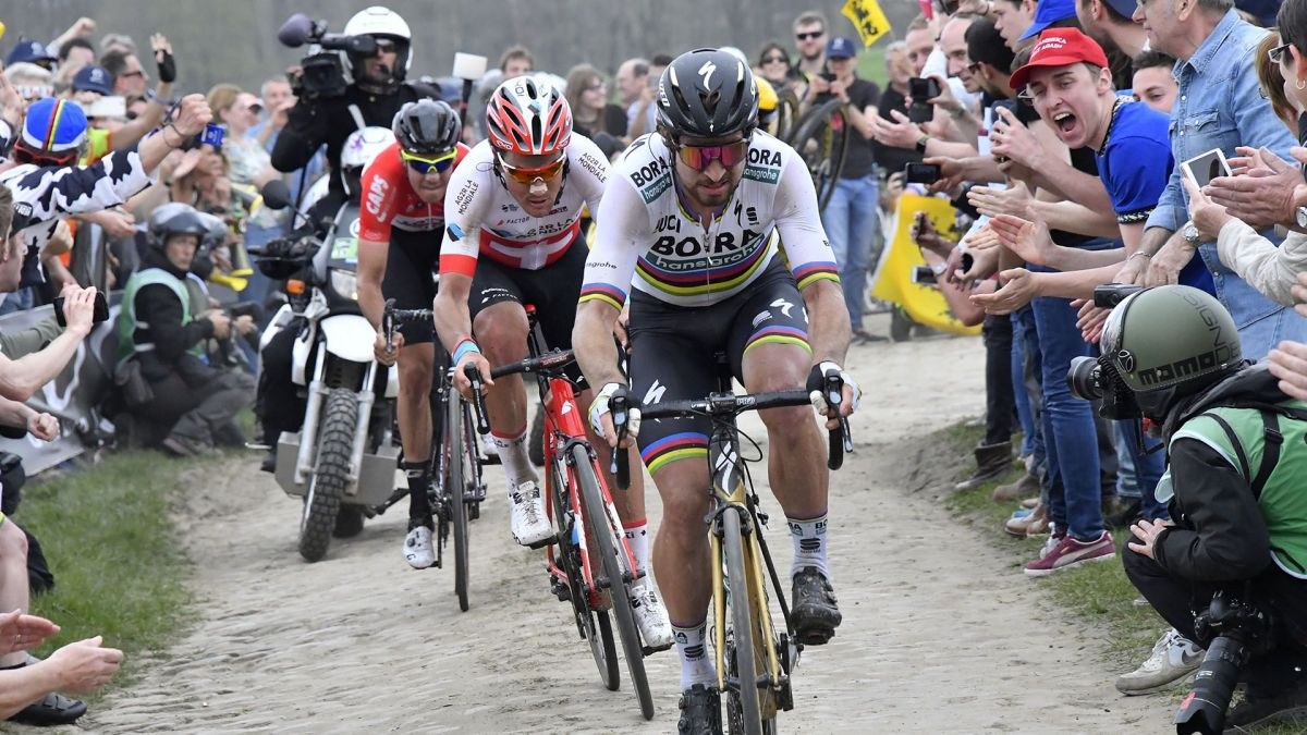 Paris-Roubaix : suivez en Direct la course de l'Enfer du Nord