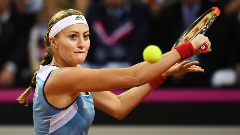 DIRECT Fed Cup France-Roumanie : suivez le match Mladenovic- Halep