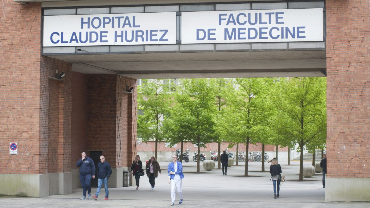 The Claude Huriez Hospital (University Hospital Lille) is