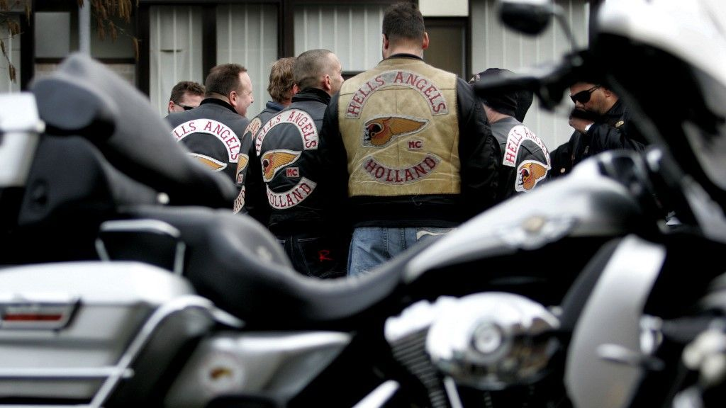 Les Pays-Bas interdisent le club de motards des Hells Angels