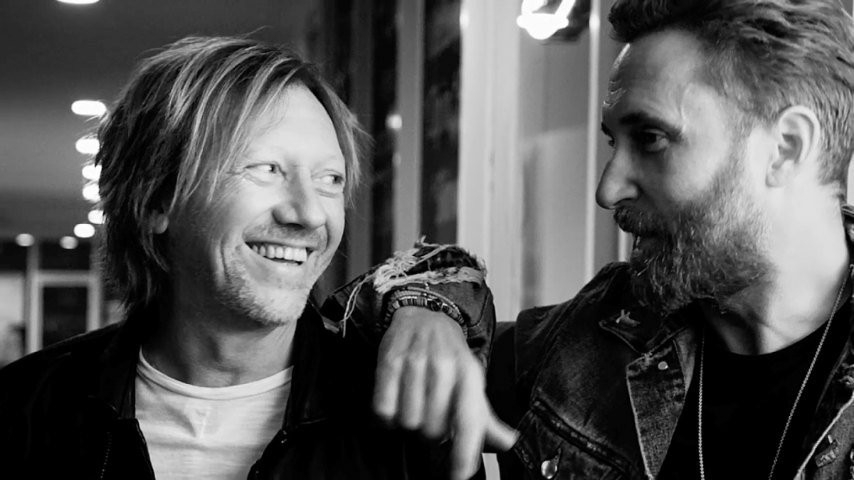 "DOCUMENTAIRE. ""L'homme qui a fait danser le monde"", Fred Rister, le complice nordiste de David Guetta"
