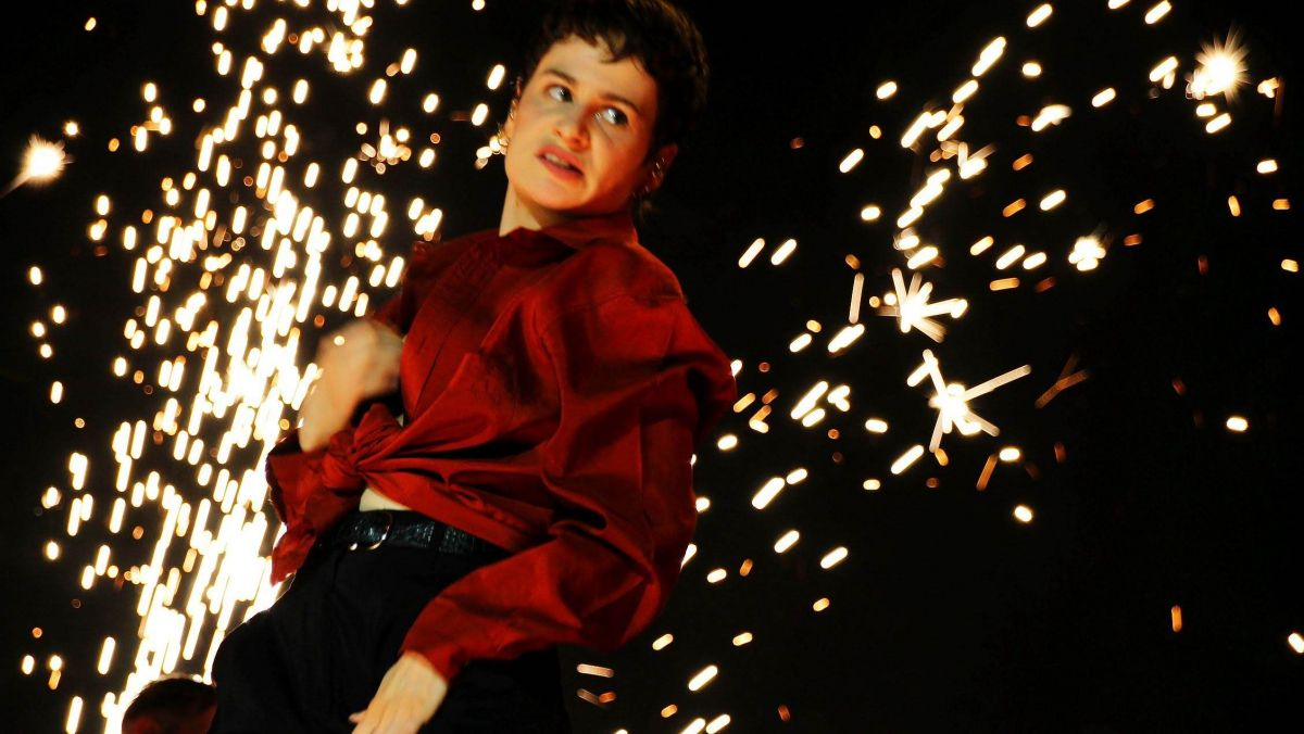 VIDEO. Main Square Festival 2019 : le show à l'américaine de Christine and The Queens
