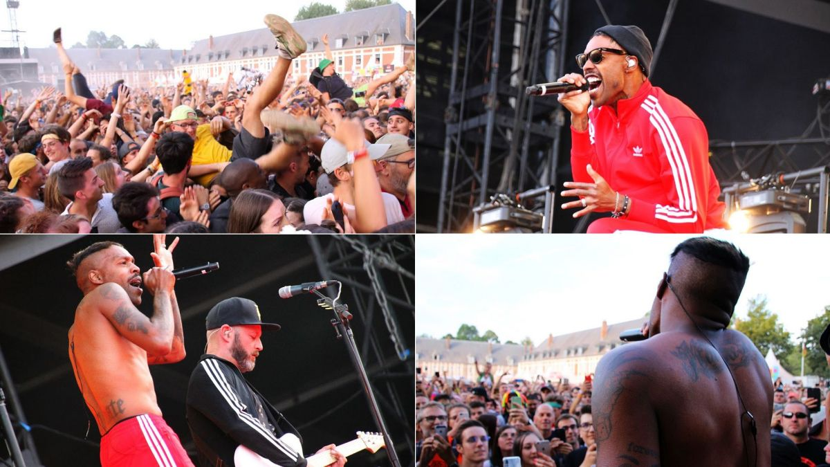VIDEO. Main Square Festival 2019 : Skip The Use, retour de flamme
