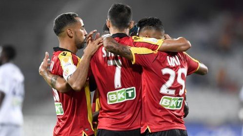 VIDEO. Coupe de la Ligue : Le RC Lens tombe Clermont au bout du suspense