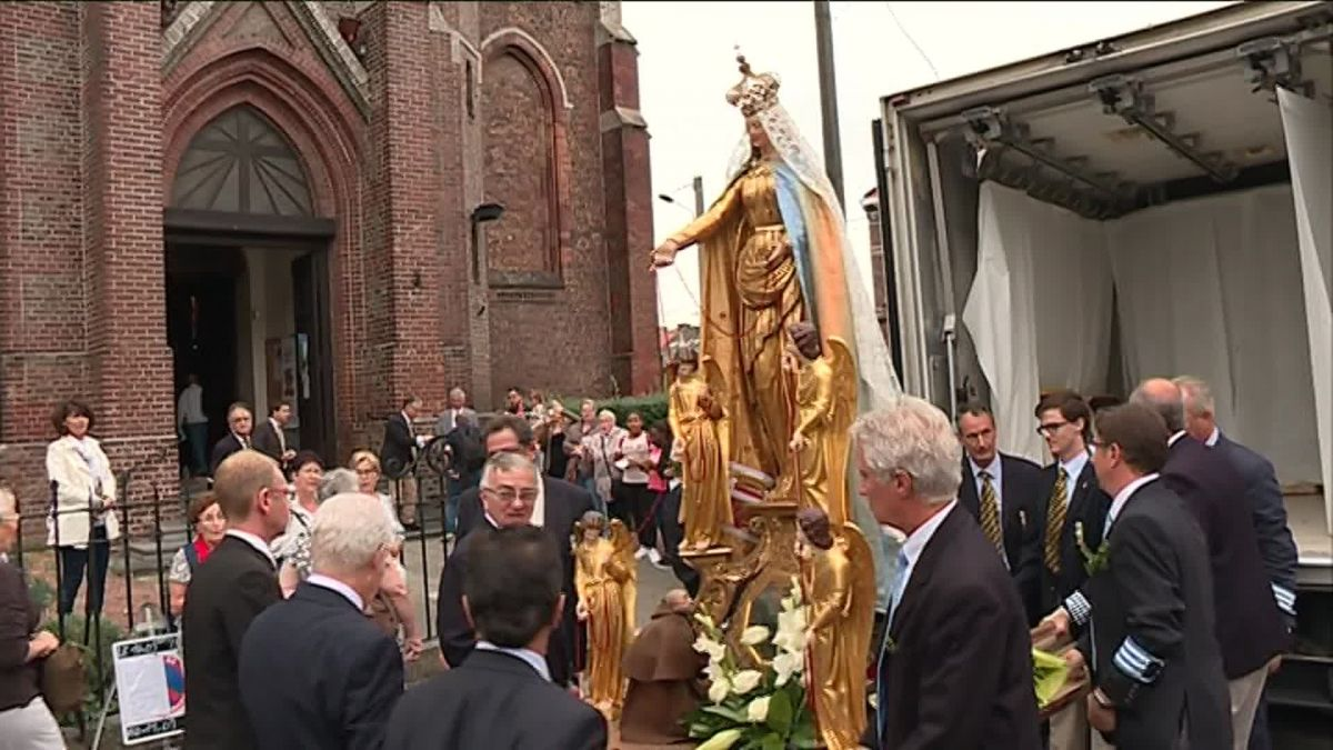 Valenciennes se prépare au pèlerinage du Saint-Cordon, la plus ancienne procession d'Europe