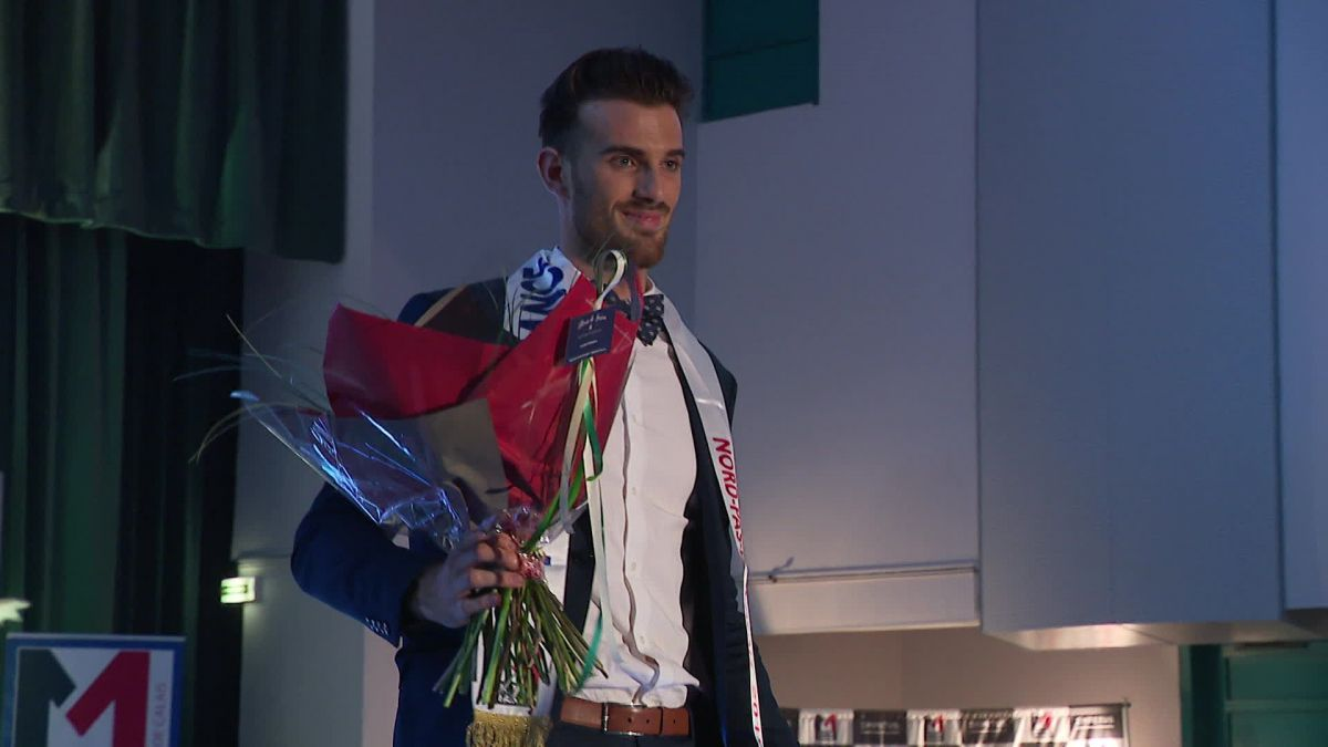VIDEO. Billy-Berclau : Axel Imbert a été élu Mister France Nord Pas-de-Calais 2019