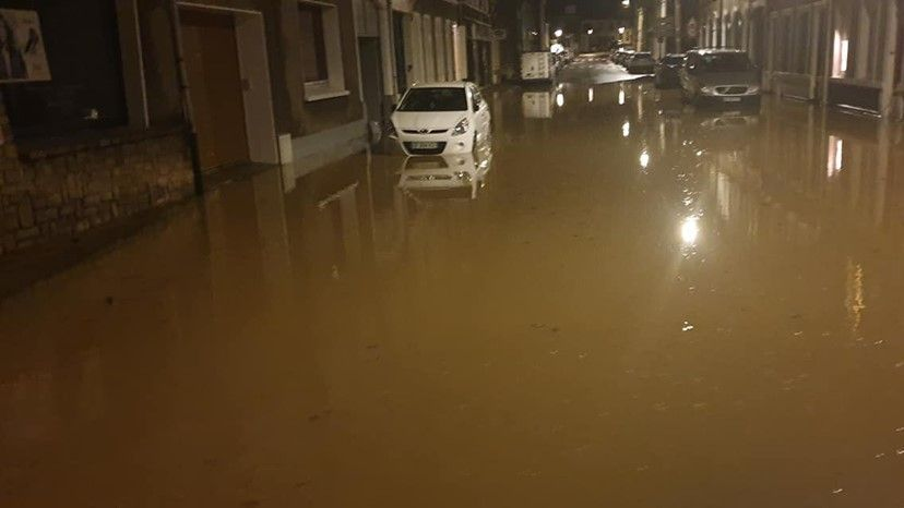 PHOTOS. VIDEO. En vigilance orange, le Pas-de-Calais touché par des inondations