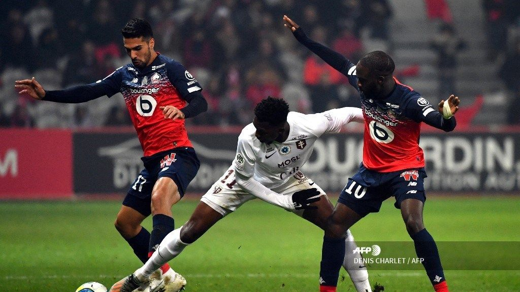Les Messins neutralisent le LOSC
