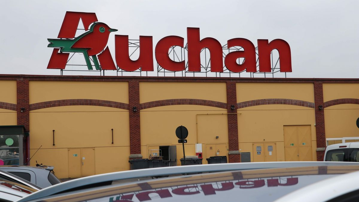 Auchan Englos (image d'illustration) / © F.GILTAY