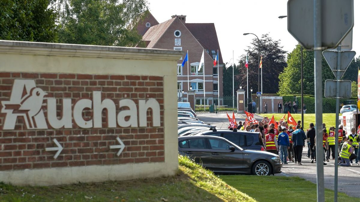 Auchan : ce que l'on sait sur le plan de suppression de centaines de postes