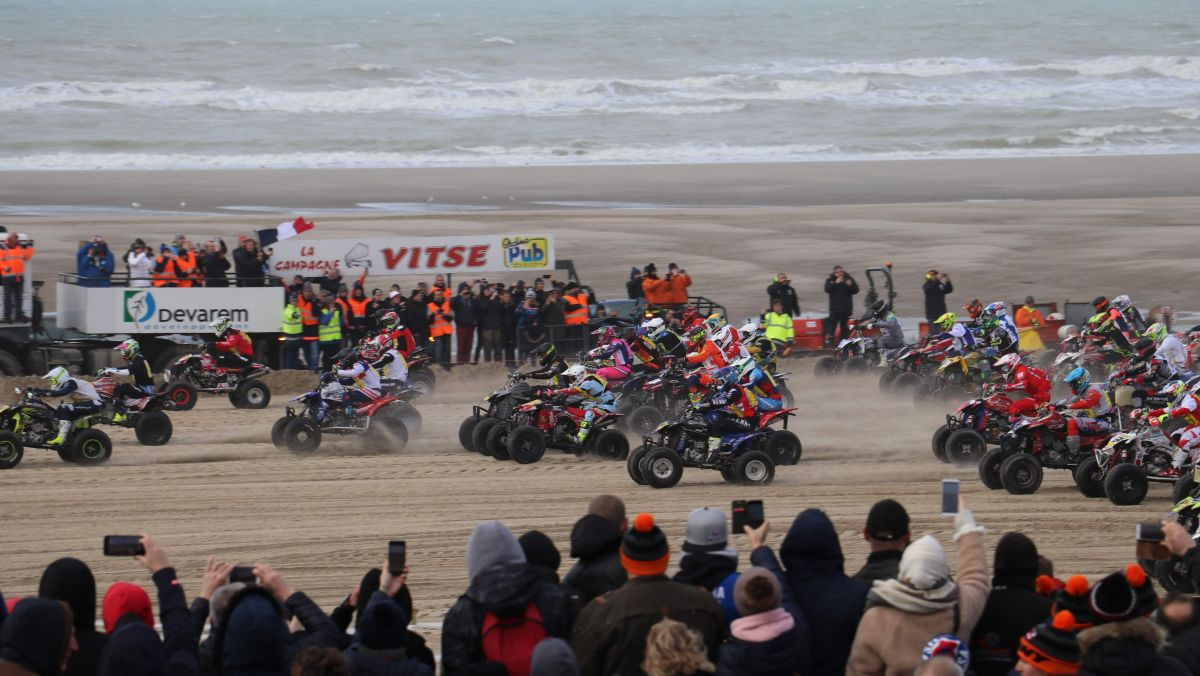 REPLAY. Enduropale du Touquet 2020 : revivez le Quaduro