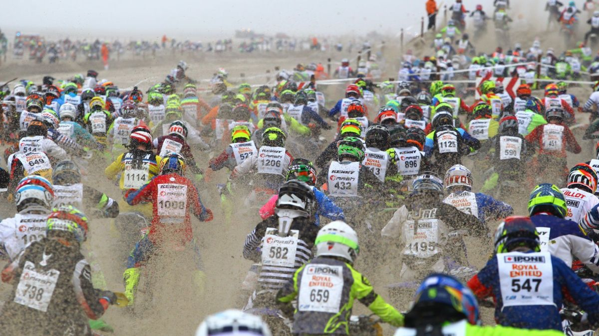 Enduropale du Touquet : on connait les dates de l'édition 2021