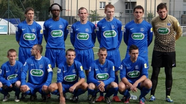 Coupe de france un match de r ve pour labeuvri re - Resultat coupe de france pas de calais ...