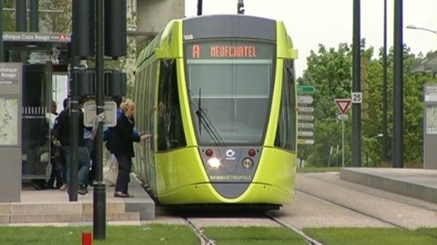 Tramway de Reims / © France 3 Champagne Ardennes