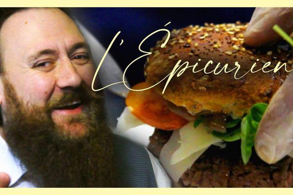 Le chef du restaurant L'Epicurien, situé près de Romorantin, fait un pied de nez à l'actualité dans ce clip parodique à l'américaine