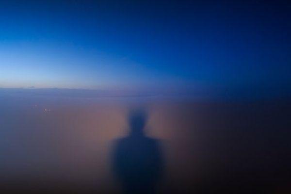 L'heure bleue photographiée dans la vallée de la Loue par Stéphane Gavoye