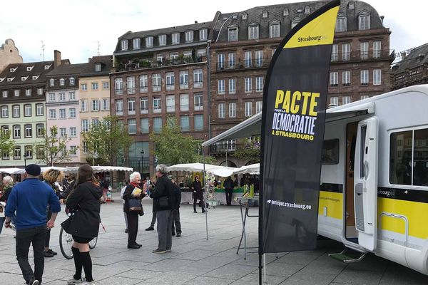 Un camping-car consacré au budget participatif entamera une tournée dans les quartiers de la ville