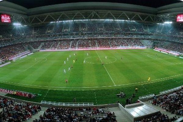 Le Grand Stade de Lille doit bientôt s'appeler Stade Pierre-Mauroy.