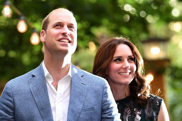 Le Prince William et la Duchesse Kate en septembre, lors de leur visite à Berlin.