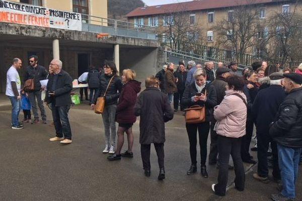 L'école de Deluz, dans le Doubs, compte une quarantaine d'élèves