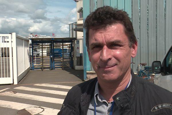 Eddy Le Beller, tête de liste Lutte ouvrière pour les Régionales 2021 en Pays de la Loire