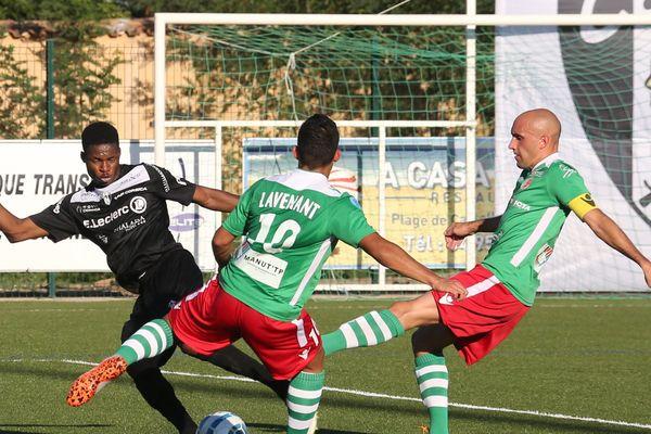 Le CAB l'a emporté 1-0 face à Sedan hier soir, sur un but de Doumbia.