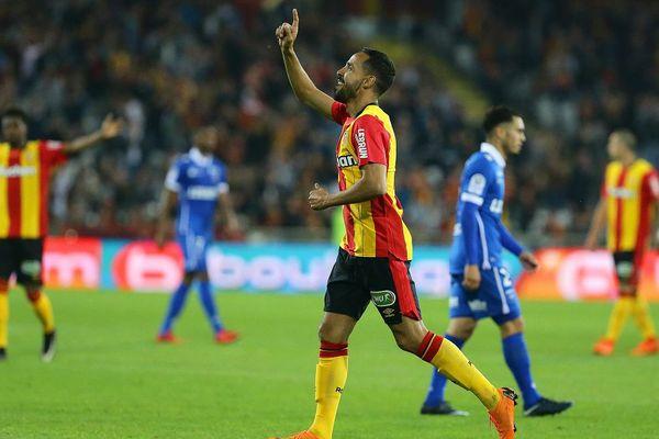 . Lens s'est imposé à domicile 2 à 1 face à Auxerre, vendredi 11 mai 2018