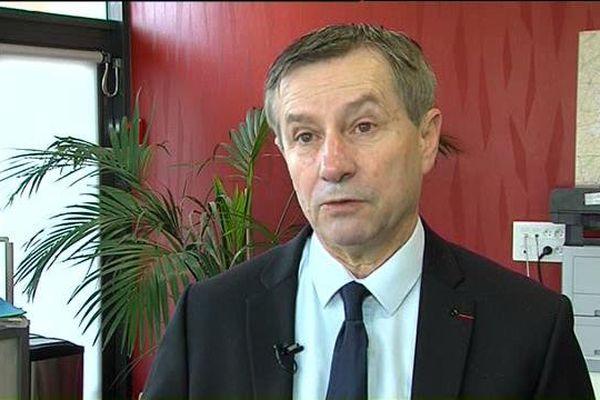 Joaquim Pueyo, député PS de l'Orne