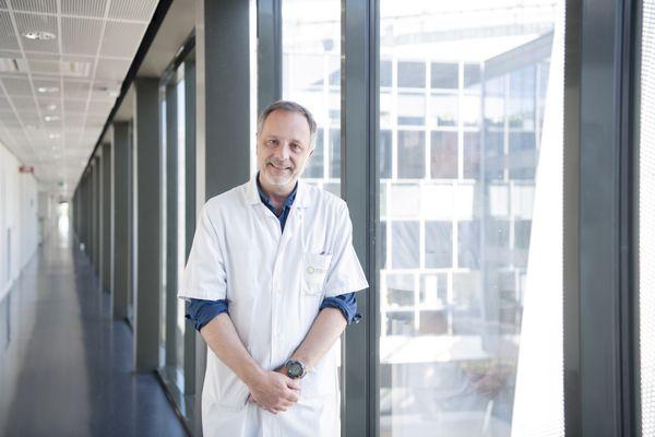Le Professeur Jean-Pierre Delord a conduit ce premier essai clinique à l'Oncopole de Toulouse