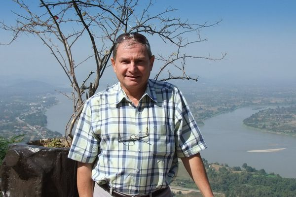 Il y a 15 ans, Patrick Desrat a quitté Soissons pour s'installer à Udon Thani en Thaïlande.