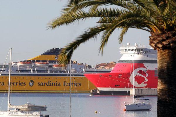 Pour prévenir une éventuelle action terroriste, des gendarmes effectuent les traversées Corse-continent-Corse à bord des navires.