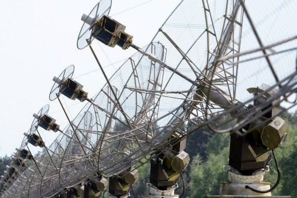 Radiotélescope de Nançay