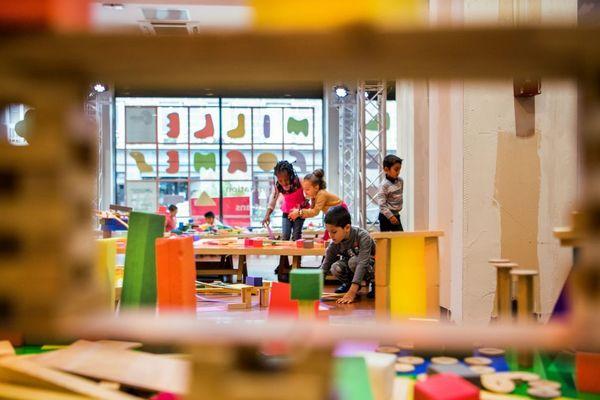 Le site Mille formes de Clermont-Ferrand est l'un des lieux d'accueil pour les enfants des écoles maternelles. (Photo d'archives)