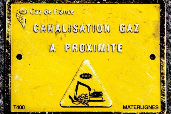 L'alimentation en gaz a dû être coupée rue d'Allonville à Nantes (illustration)