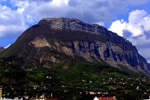Le corps de l'étudiant a été retrouvé au pied du mont Saint-Eynard, en Isère.