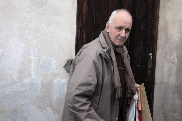 Sortie de prison de Dany Leprince nov 2012