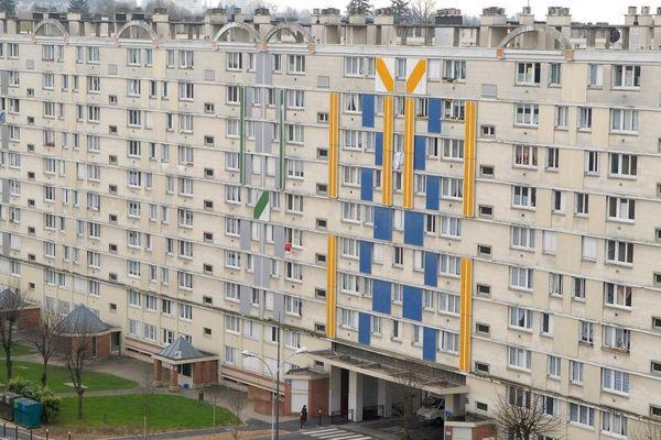 Quartier Saint-Lucien à Beauvais