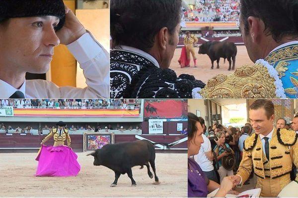Le torero Juan Bautista était présent en 2017 aux Fêtes de la Madeleine de Mont-de-Marsan.