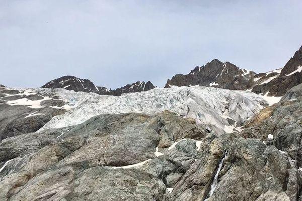 Le plus grand glacier des Alpes du sud est-il condamné à disparaître ?