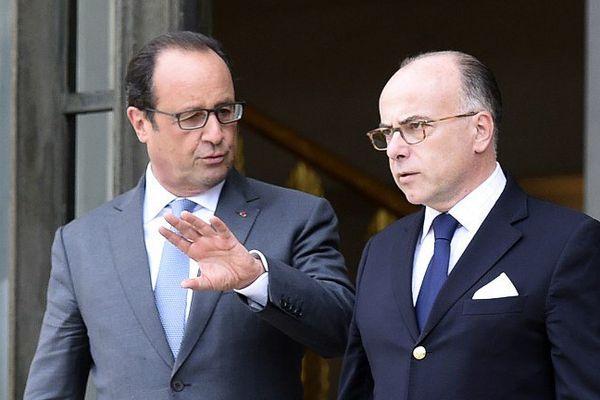 François Hollande et Bernard Cazeneuve vont se rendre sur place