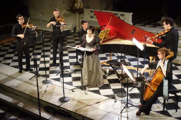 Resté inachevé en raison du premier confinement, le festival Mars en Baroque revient en novembre avec « 3B », un week-end de musique 100% digital et gratuit.