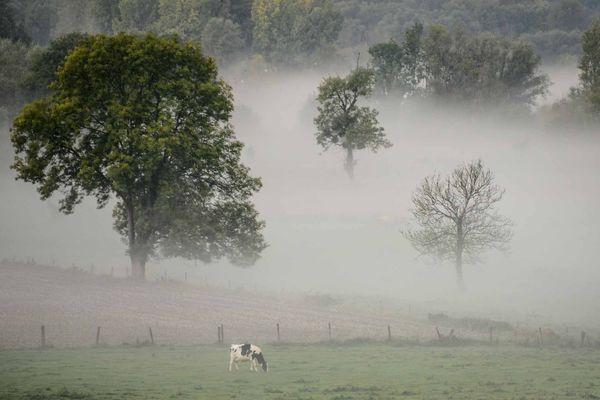 Dans la Vallée de la Seine, tout comme ce lundi, la grisaille brumeuse pourra encore stagner durant une grande partie de la matinée, mardi.