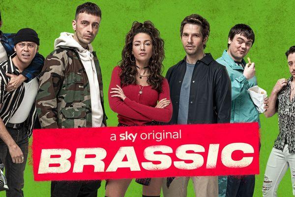 """la série """"Brassic"""" en tournage à Calais"""