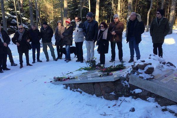 Cérémonie du souvenir, ce dimanche 22 janvier, 25 ans après le crash