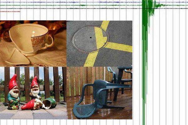 Le séisme de magnitude 4,4 a été ressenti plus fortement à l'épicentre, dans le Sud Est de l'Angleterre