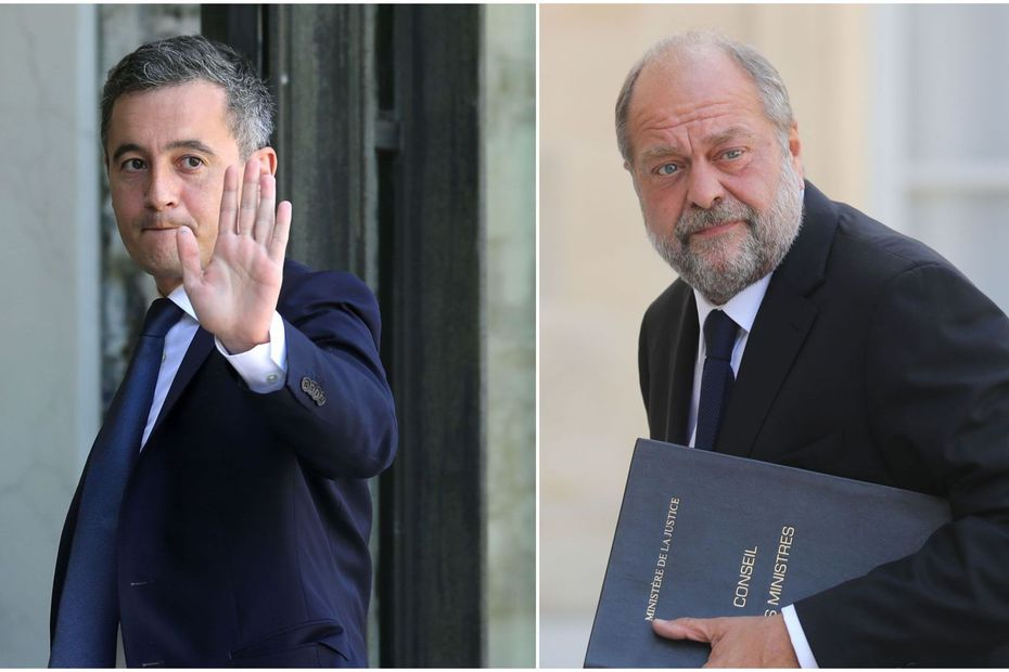"""Darmanin et Dupond-Moretti : """"2 verrous sur la libération de la parole des femmes"""" dénonce Eric Piolle à Grenoble"""