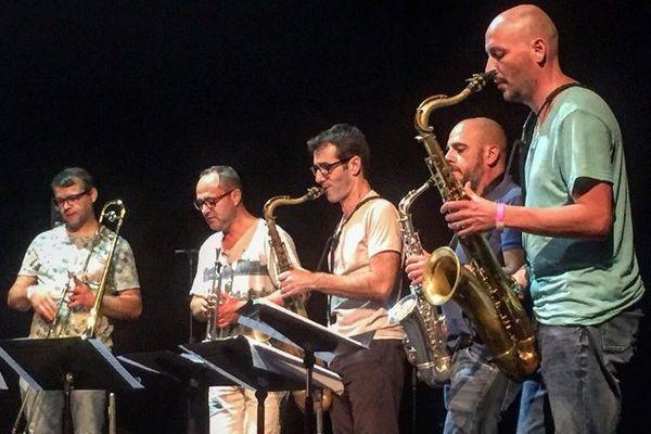 """Damien Prud'homme a réuni ses """"meilleurs amis musicaux"""" pour le festival JazzPote"""