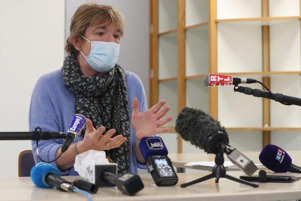 """Le """"lien"""" confirmé avec une tentative d'assassinat dans le Haut-Rhin par la procureure de la république au tribunal de Mulhouse Edwige Roux-Morizot - 1/2/21"""
